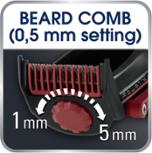 Приставка за брада с прецизност до 0.5mm
