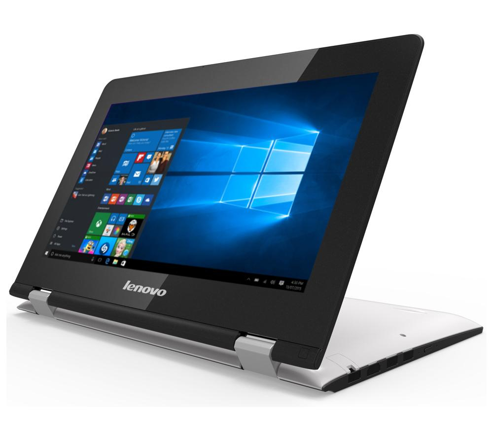 Лаптоп Lenovo Yoga 300, 80M100RRBM