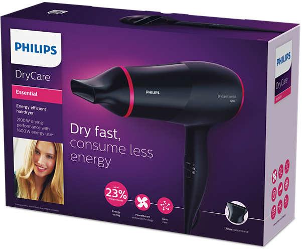 Сешоар Philips DryCare Essential Ionic 2100W BHD029/00