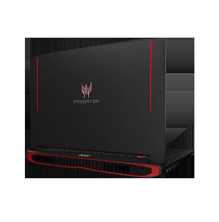 Лаптоп Acer PREDATOR G5-793-79ER, NH.Q1XEX.002