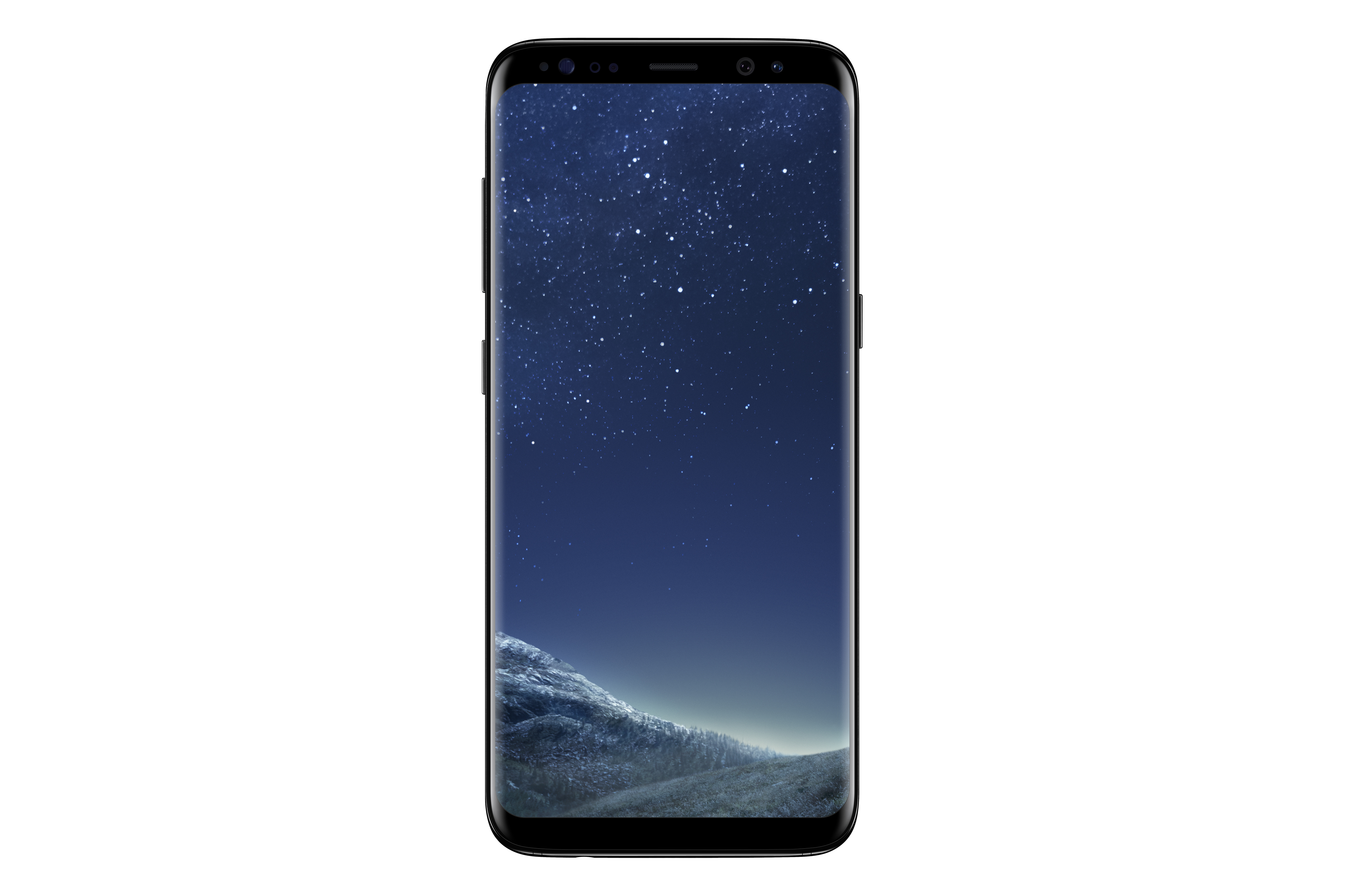 Samsung SM-G950F GALAXY S8 64GB, Midnight Black, SM-G950FZKABGL