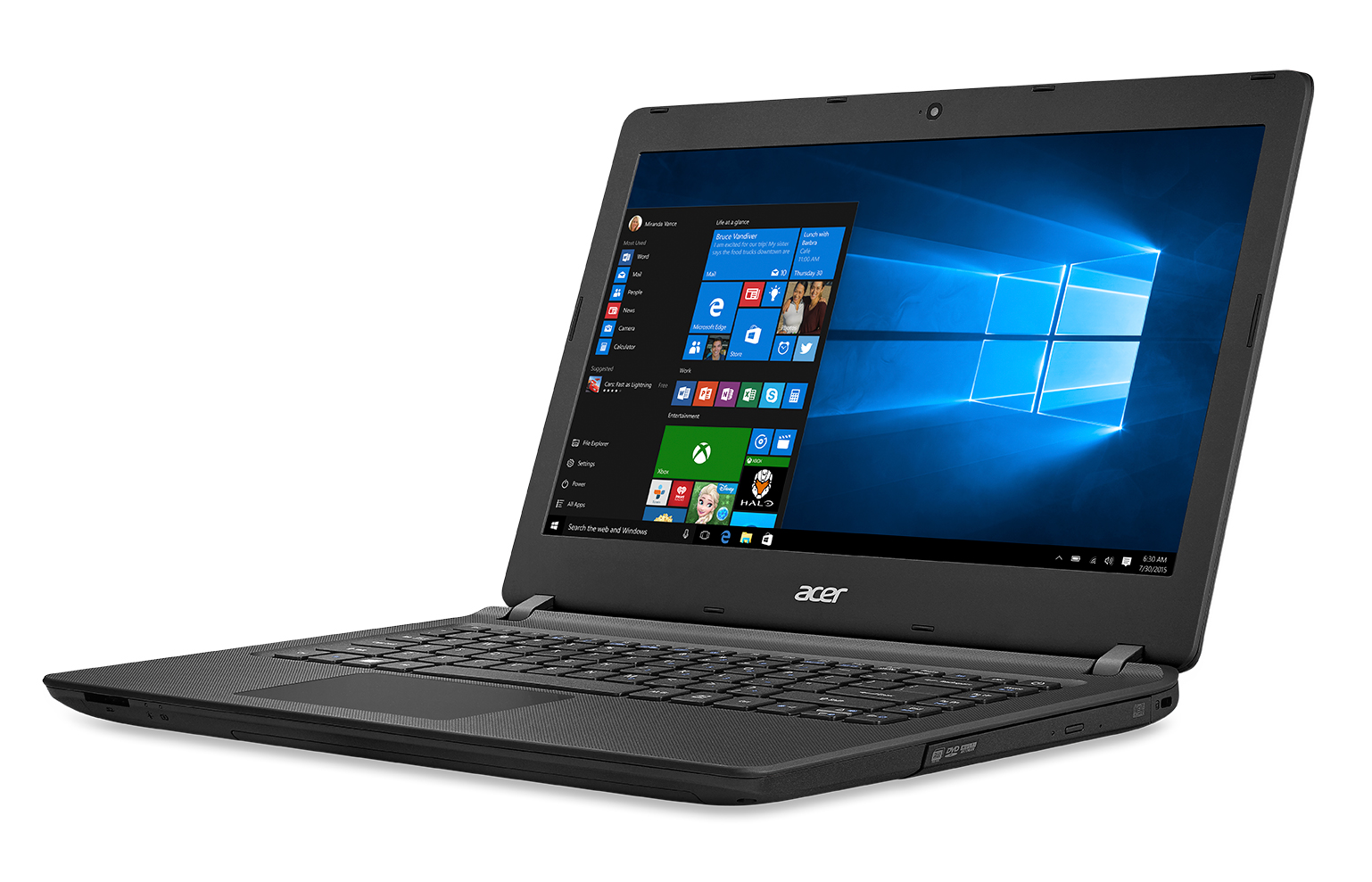 Лаптоп Acer Aspire ES1-432-C42P, NX.GGMEX.012