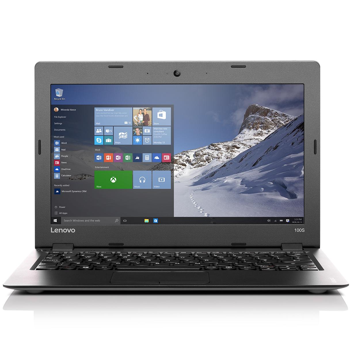 Лаптоп Lenovo IdeaPad 100s, 80R900NKBM