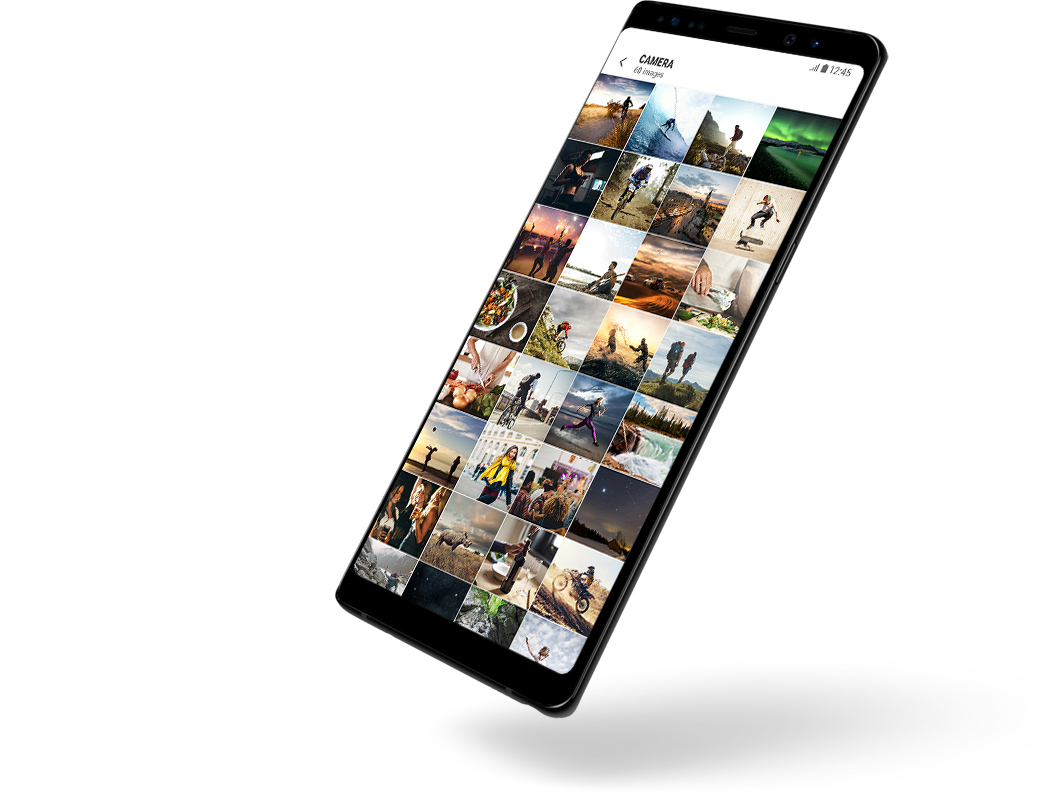 Smartphone Samsung SM-N950F GALAXY Note 8, 64 GB, Gold, SM-N950FZDDBGL