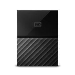 Western Digital MyPassport 1TB USB 3.0 Black WDBYNN0010BBK