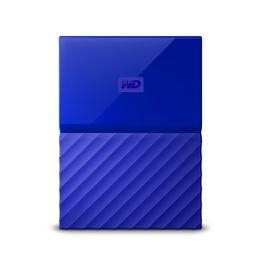 Western Digital MyPassport 1TB USB 3.0 Blue WDBYNN0010BBL