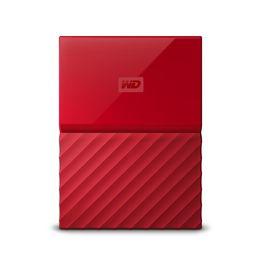 Western Digital MyPassport 1TB USB 3.0 Red WDBYNN0010BRD