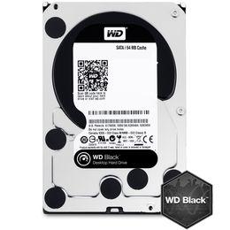 """Твърд диск WD Black 500GB 3.5"""" SATAIII 64MB cache 7200rpm (5 г. гаранция) WD5003AZEX"""