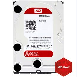HDD 1TB SATAIII WD Red 64MB for NAS (3 years warranty) WD10EFRX